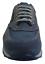 Scarpe-Uomo-Casual-BLO-KER-1709-Con-stringhe-Camoscio-e-Tela-Made-in-Italy miniatura 6