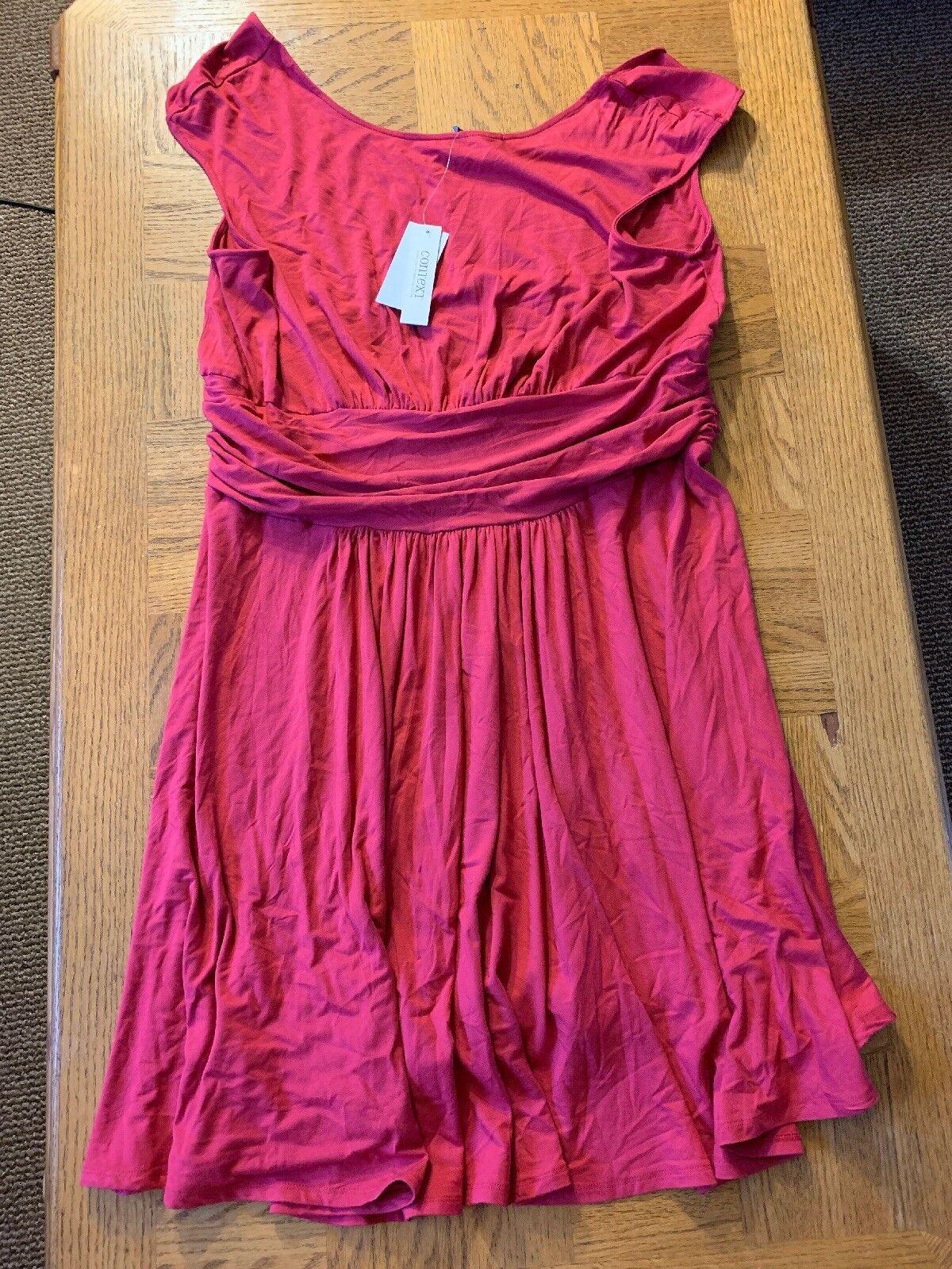 Context Womens Dress Size 2X 0101 0101 0101 5d102f