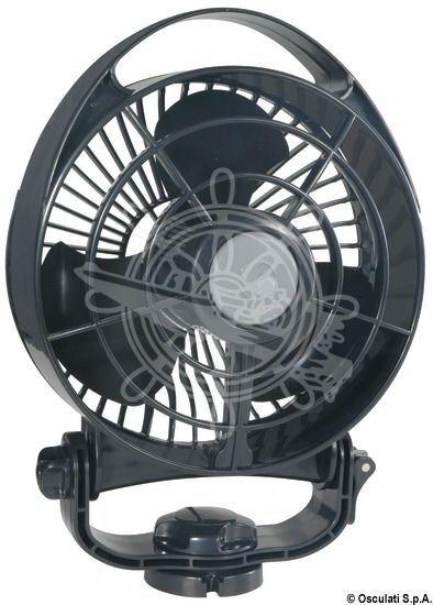 CAFRAMO Ventilator Bora schwarz schwarz Bora 24 V 425a5d