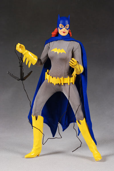 DC Comics Direct BATGIRL 13  toy action figure RARE, BOXED & NEW jla batman