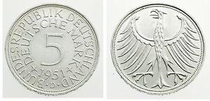 5 Mark 1951 D-une Meilleure Conservation-afficher Le Titre D'origine Uakfrhhq-07235941-831350374