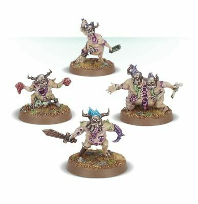 4 Glitchlings Nurgle Chaos Kill Team Rogue Trader Warhammer 40k Mordheim Superficie Lucente