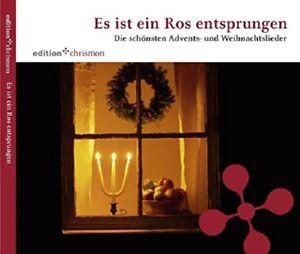 WILHELMSHAVENER-VOKALENSEMBLE-ES-IST-EIN-ROS-ENTSPRUNGEN-ADVENT-2-CD-NEU