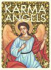 Karma Angels Oracle 9780738746968 by Marcus Katz Cards