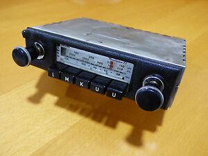 CLASSIC-CAR-AUDIO-PHILIPS-TOURISMO-77-MP3-Autoradio-KLASSIK-CAR-AUDIO