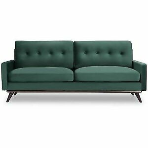 Kardiel Lucille Mid-Century Modern Classic Sofa, Premium Upholstery