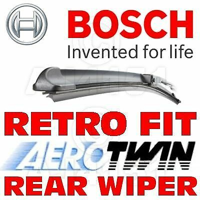 Bosch Retro Fit aerotwin Limpiaparabrisas Trasero Merc Clase C W203