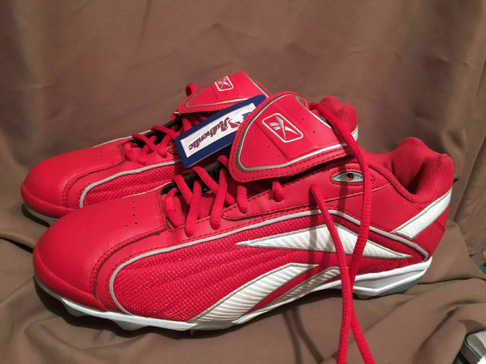 (NEW) REEBOK AUTHENTIC COLLECTION BASEBALL CLEATS MENS SIZE 12