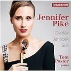 Dvorák, Janácek, Suk: Works for Violin and Piano (2014)