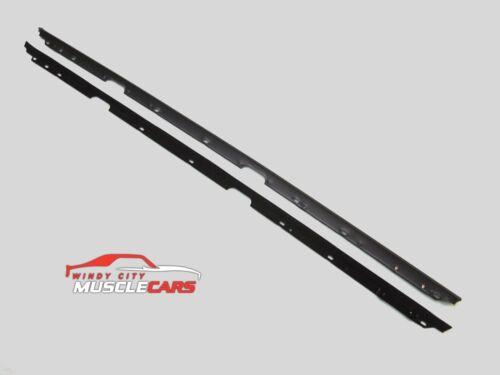 1982-92 Pontiac Firebird Inner Belt Weatherstrip Kit