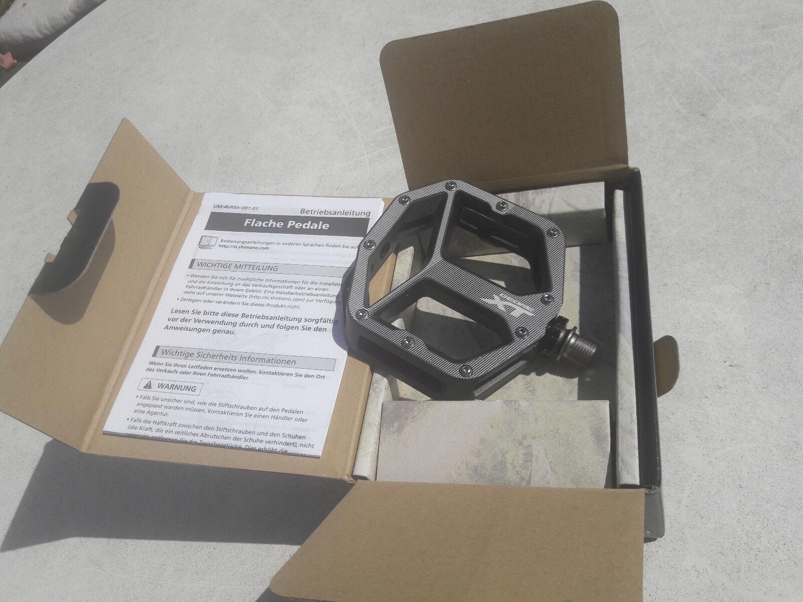 SHIMANO Pedal PD-M8040 PD-M8040 PD-M8040 Mod. 18 XT Grösse S M 1b34b0