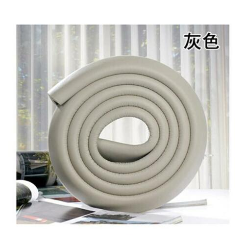 Baby Safety Table Cushion Edge Corner Guard Strip Softener Bumper Protector KI