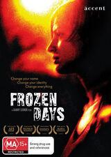 Frozen Days NEW PAL Arthouse DVD Danny Lerner Sandra Sade Uli Sternberg Israel