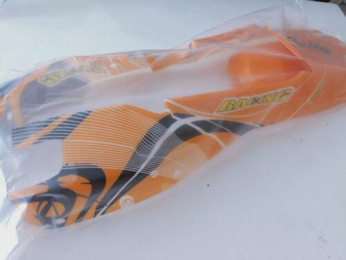 Orange body cover shell for 1//5 rc car baja HPI KM Rovan