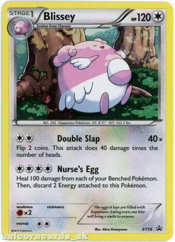 Blissey XY56 Holo Foil Mint Pokemon Promo Card