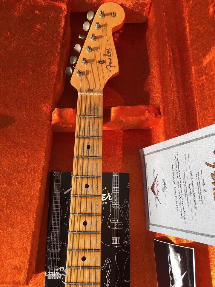 Elguitar, Fender (US) 56' custom shop
