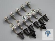 Set Unterfarschutz Unterboden Motorschutz Reparatur Clip Toyota Yaris Bj 05 - 11