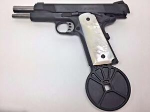 Details about Gunsmith Vise Block For Colt 1911 Series Pistol Gunsmithing  Bench Rifle Tool USA