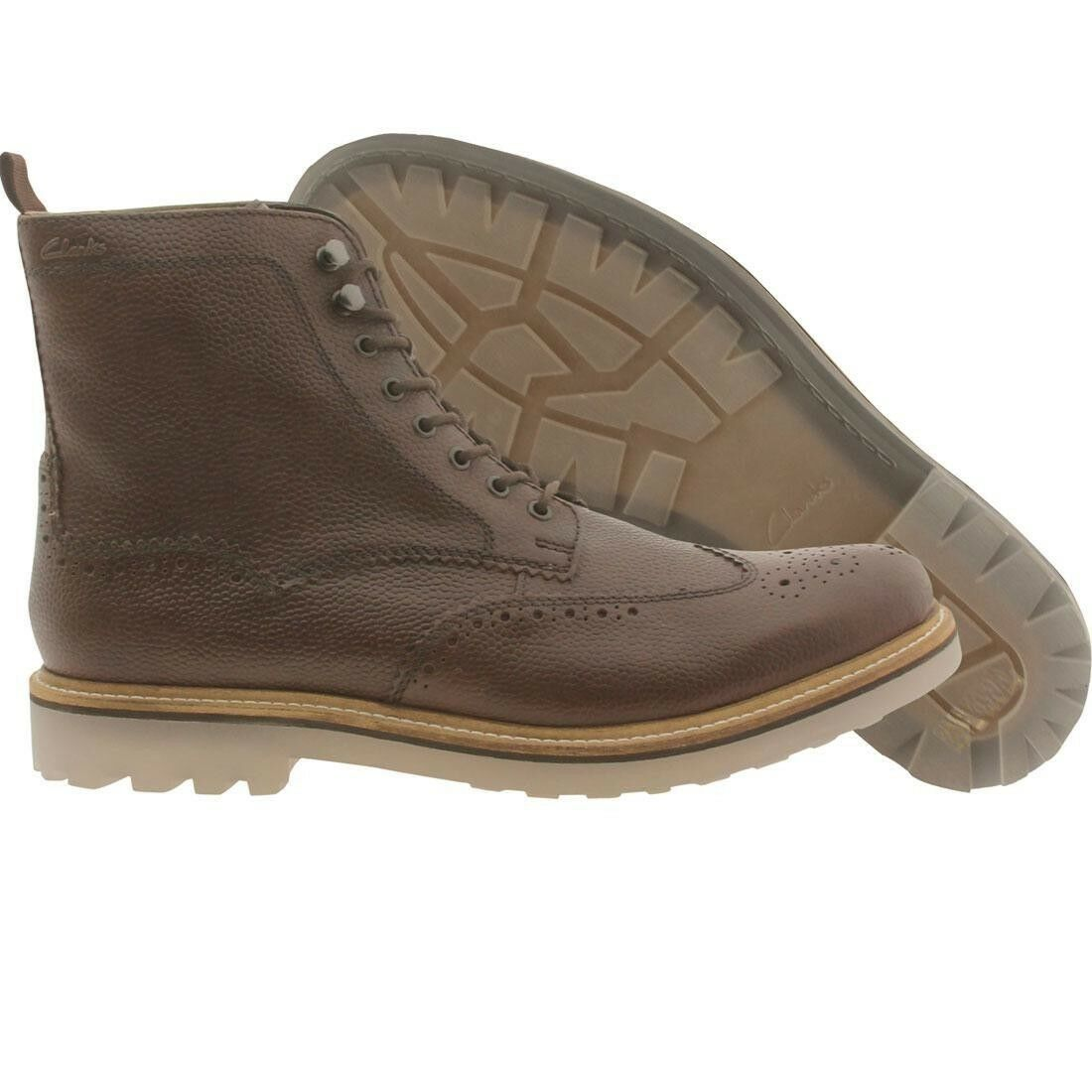 139.99 Clarks Uomo Monmart Rise (brown / brown inte) 2993