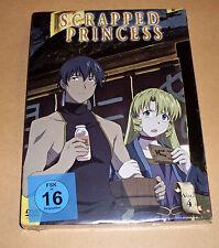 DVD - Scrapped Princess - Vol. 4 - Episoden 13 - 16 - Manga - Deutsch - Neu OVP