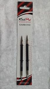 Knit-Pro-Karbonz-Interchangeable-Needle-Tips-6-00mm-N041309