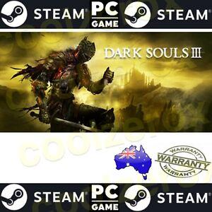Details about AusSeller* DARK SOULS 3 (III) -PC STEAM GAME Digital Download  Code-NoDiscNoBox