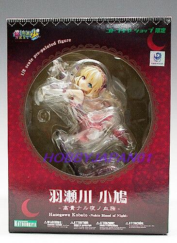 Kobato Hasegawa Noble Blood Night 1//8 Figure LIMITED EDITION Kotobukiya