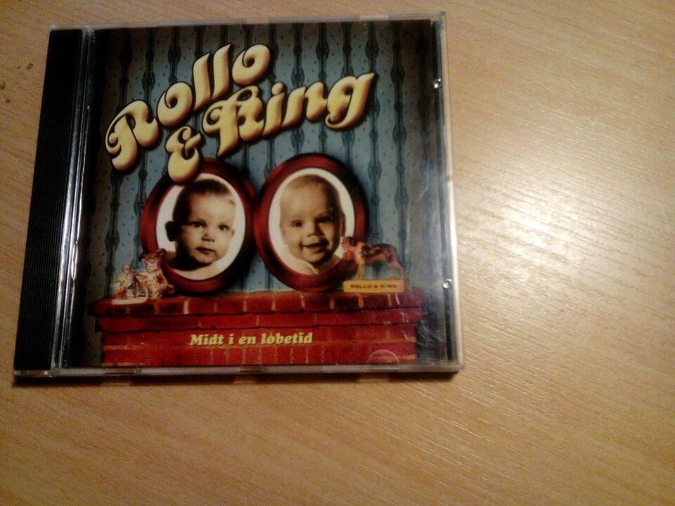 Rollo og king: Midt i en løbetid, andet