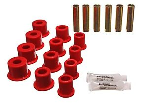 Energy-Suspension-4-2134R-Leaf-Spring-Bushing-Set