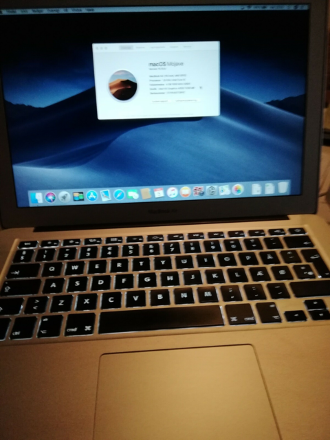 MacBook Air, 5.2, 13