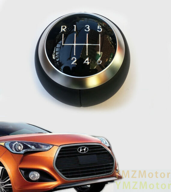 Veloster Turbo OEM Parts HYUNDAI Manual 6 Speed Gear Shift Lever ...