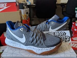 5fcaf1cf2571 Nike Kyrie IV 4 Low Uncle Drew Atmosphere Grey White Gum Irving ...