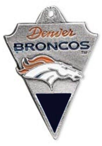 NFL® Denver Broncos 25x20mm Pewter Charms 1 Per