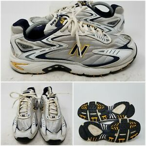 New Balance 641 White Hiking Trail Walking Shoes Sneakers Men's ...