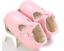 Newborn Infant Baby Boy Girl Soft Sole Pram Shoes Toddler Mary Jane Shoes 0-18 M