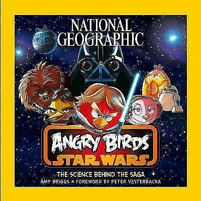 1 of 1 - Angry Birds Star Wars!,National Geographic Kids,Very Good Book mon0000107564