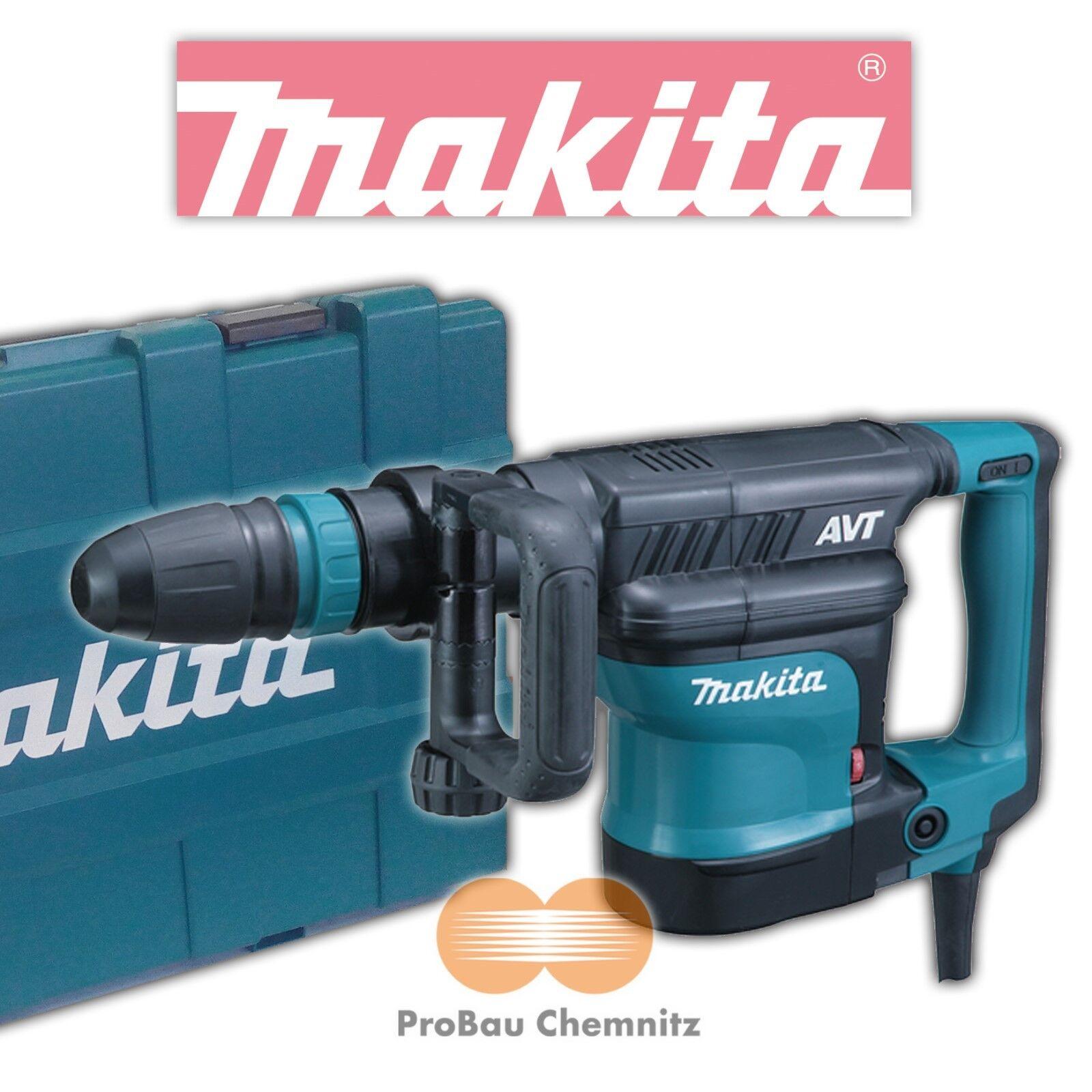 Makita Stemmhammer HM1111C, 8,0 kg  im Koffer HM 1111 C Abbruchhammer SDS-Max