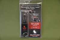 Narp 70-0005 Retractable Scissor Shear Leash Gear Keeper Medium Force Retraction