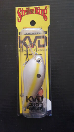 Strike King KVD 2.5 Dives 3-5ft 598 Chart Shad