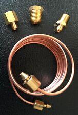 Pressure Gauge Tubing Kit Or Copper Tube Oil Pressure Kit