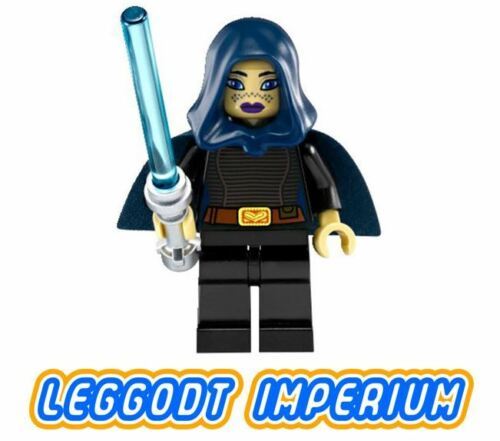 LEGO Minifigure Star Wars Barriss Offee sw379 Minifig FREE POST