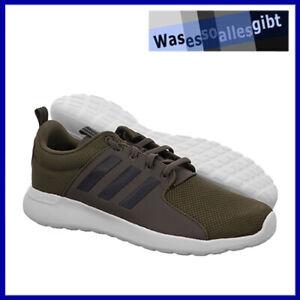 SCHNAPPCHEN-adidas-Cloudfoam-Lite-Racer-gruen-schwarz-Gr-42-2-3-S-8521