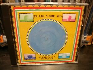 Talking Heads   ~ Speaking in Tongues ~ (CD, 1990  SIRE)