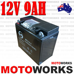 12V-9AH-Battery-150cc-200cc-250CC-ATV-QUAD-Dirt-Gokart-4-Wheeler-Buggy-Bike