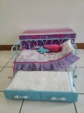 American Girl Butterfly BOLSTER ONLY Pillow For Curlique Trundle Bed Bedding Lea
