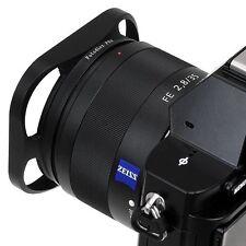Fotodiox pro metal bayonet lens hood for Sony sonnar t * e 24mm/35mm/55mm