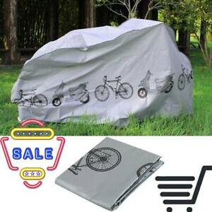 Universal Waterproof Bicycle Bike Cycle Cover Weather Resistant Dustproof Cover