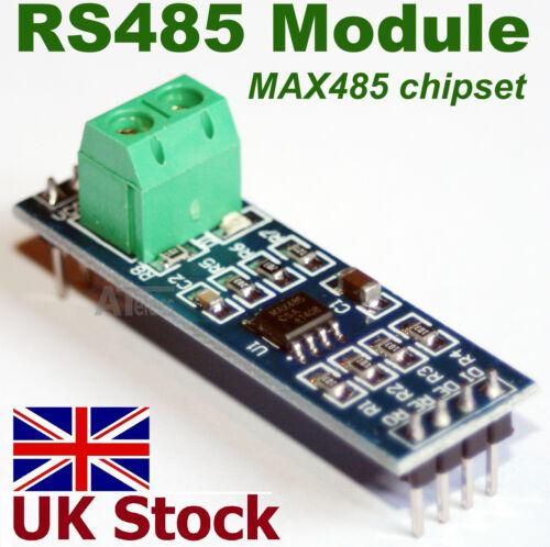 fai da te-UK STOCK Raspberry Pi Modulo RS485 TTL MAX485 RS-485 per Arduino