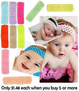 Image is loading Baby-Headbands-Hair-Accessories-Hair-Head-Bands-Waffle- 6f20aa70c74
