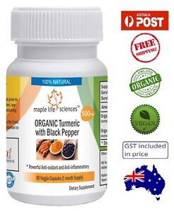 ORGANIC-Turmeric-and-Black-Pepper-Capsules-Piperine-and-Curcumin-AU-Stock